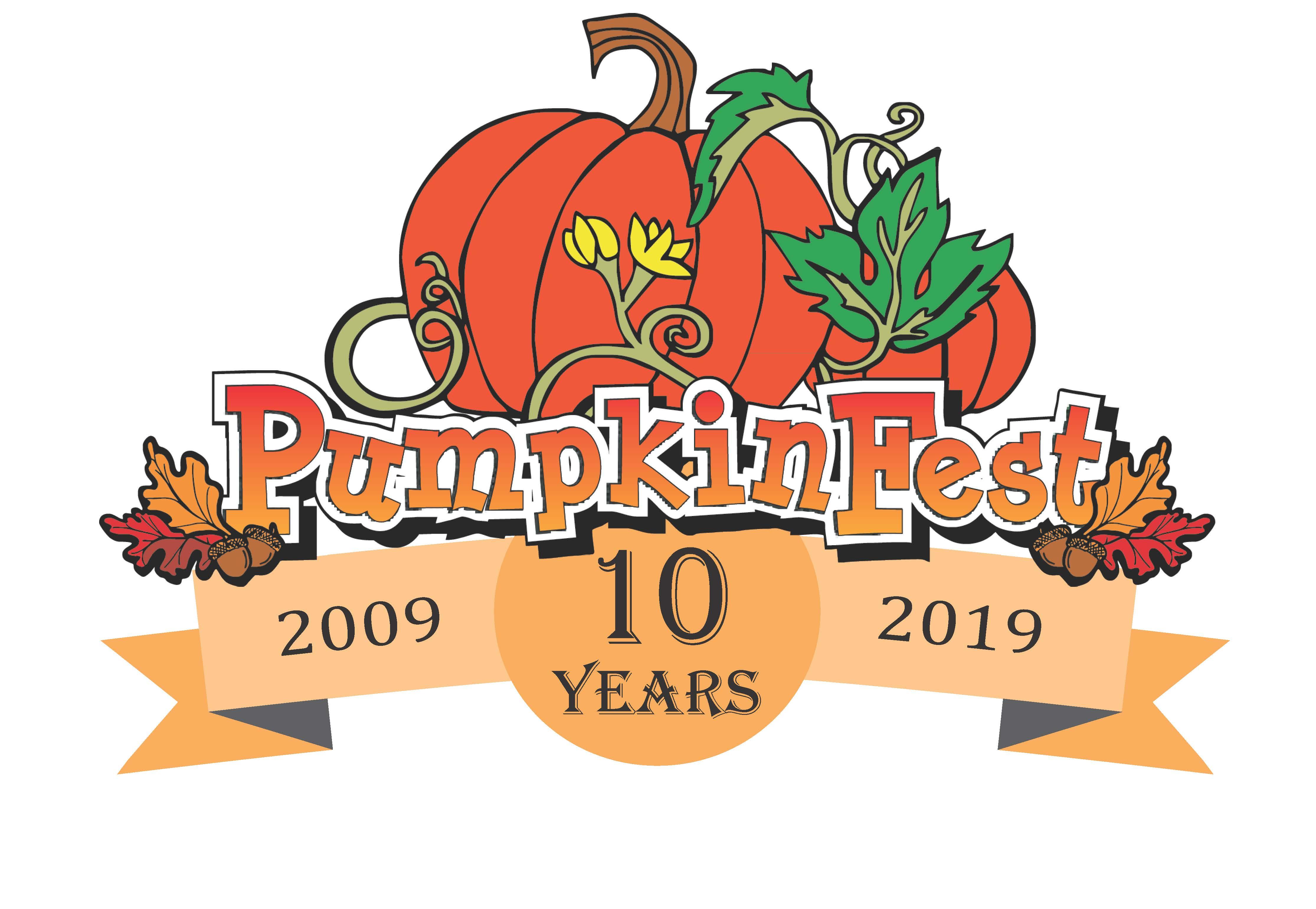 10 Year Banner Logo