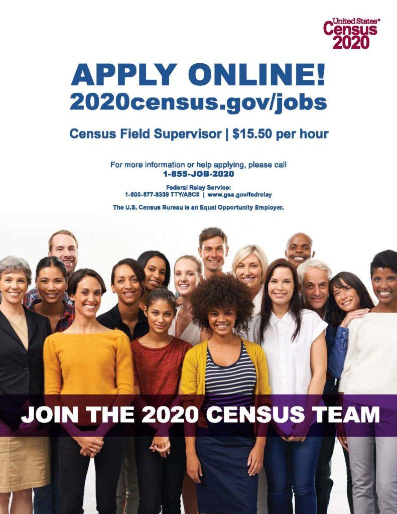 census job flyer