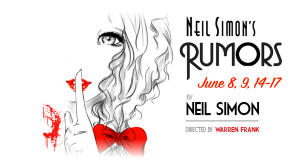 Rumors Play Flyer
