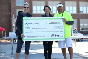 The 10th Annual Miles for Meso 5k Run and 3k Walk @ Simmons Hanly Conroy |  |  |