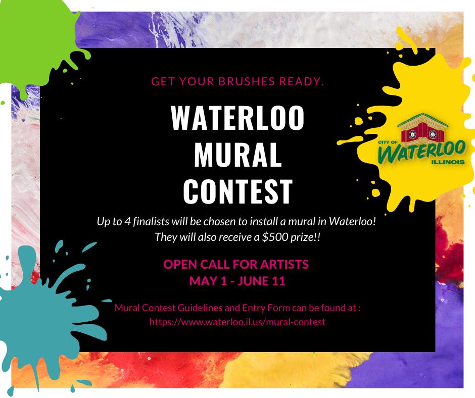 Copy Of Waterloo Mural Contest