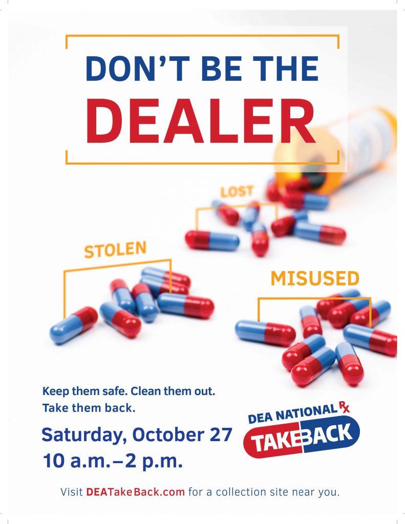 DEA National Prescription Drug Take Back Day @ Waterloo Schnucks  | Waterloo | Illinois | United States