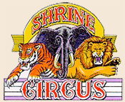 Shriner's Circus @ Monroe County Fairgrounds | Waterloo | Illinois | United States
