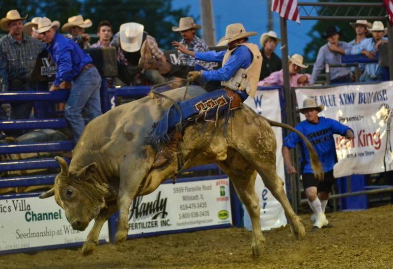 Waterloo Optimist Blue Army Bull Bash @ Monroe County Fairgrounds | Waterloo | Illinois | United States