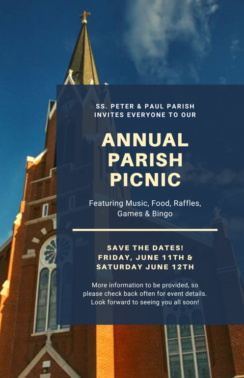 Spps Picnic Save the Date
