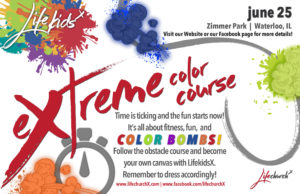 Extreme Color Course @ Zimmer Park