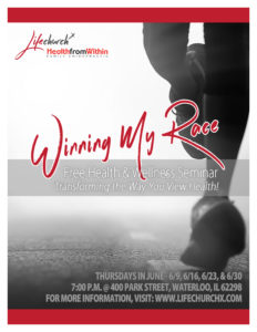 Winning My Race - Free Health & Wellness Seminar @ Waterloo | Illinois | United States