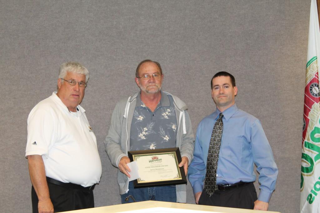 Good Neighbor Award-Jerry Dennison