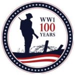 WWI Anniversary Logo