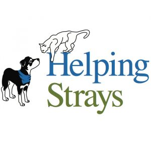 helping strays logo